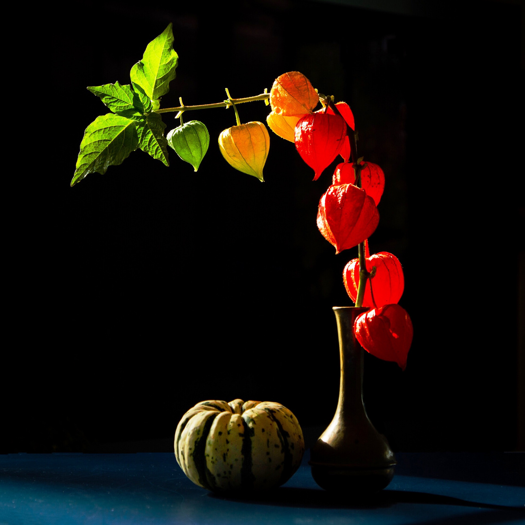 Farbe des Herbstes