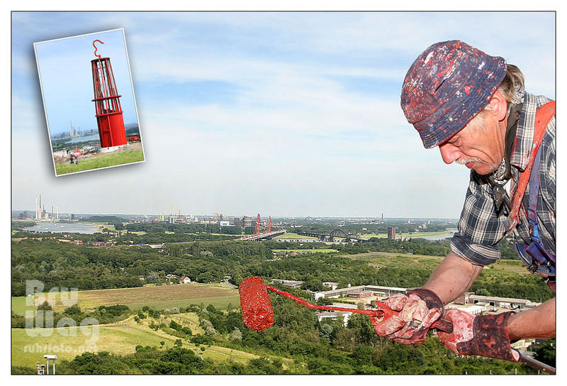 Farbe fürs Ruhrgebiet