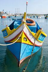 Farben auf Malta