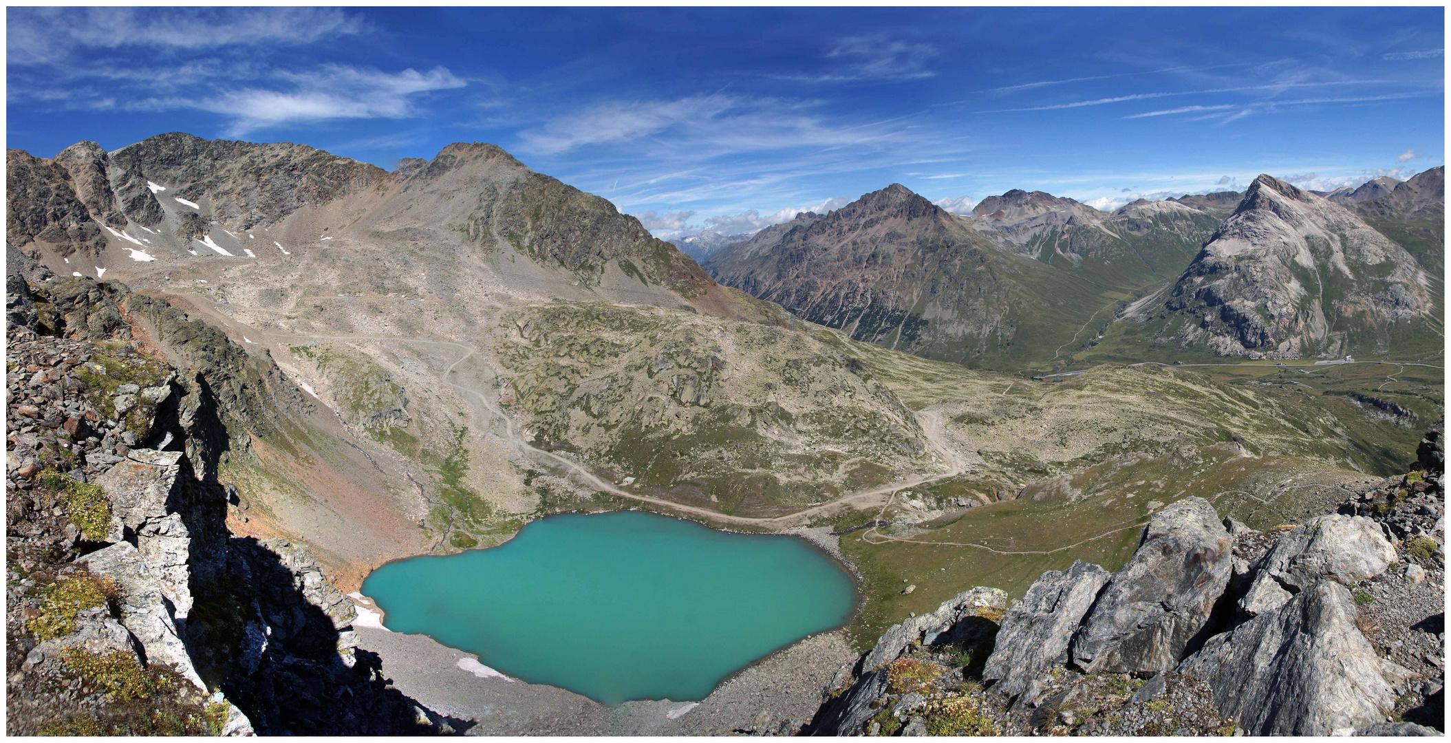 Farben der Berge