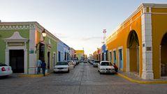 Farben der Welt, vereinigt Euch in Campeche