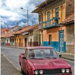 Farben des Altiplano