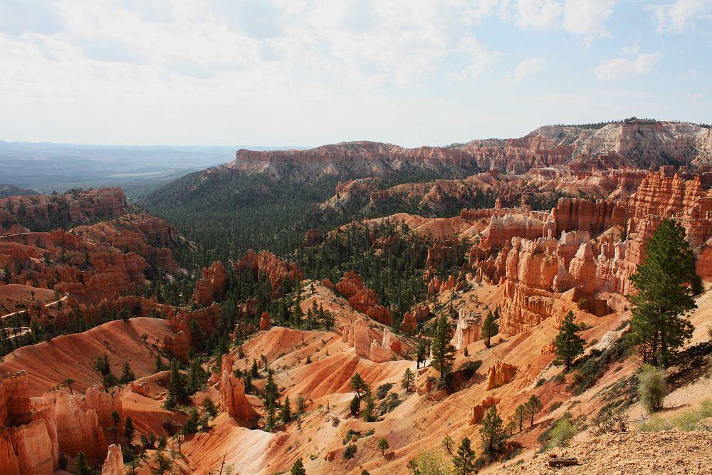 Farben des Bryce Canyon - Fortsetzung...