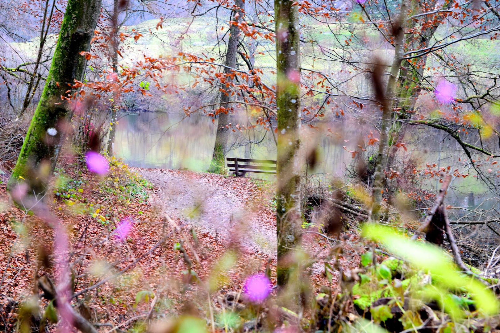 Farben Ende November 1
