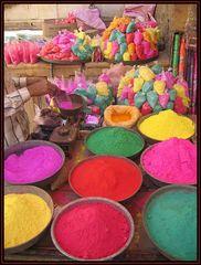 Farben fürs Holifestival