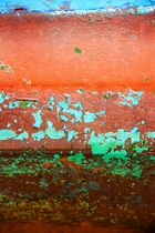 Farben gefangen / Kleuren gevangen - Boote, Seewasser, Verwitterung 4 / Boten, zeewater, verwering 4