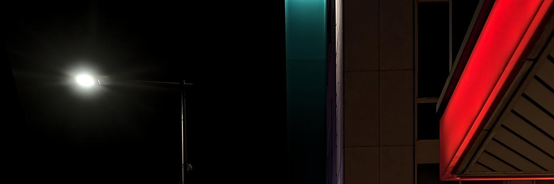 Farben im Dunkel