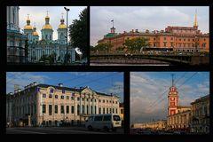 Farben von St. Petersburg