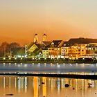 Farbenfrohes Friedrichshafen