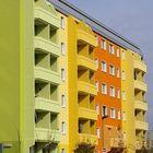 farbenfrohes Wohnen