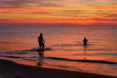 FARBENmeer beim Sonnenaufgang