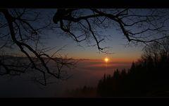 ~ Farbenspiel über den Wolken II~