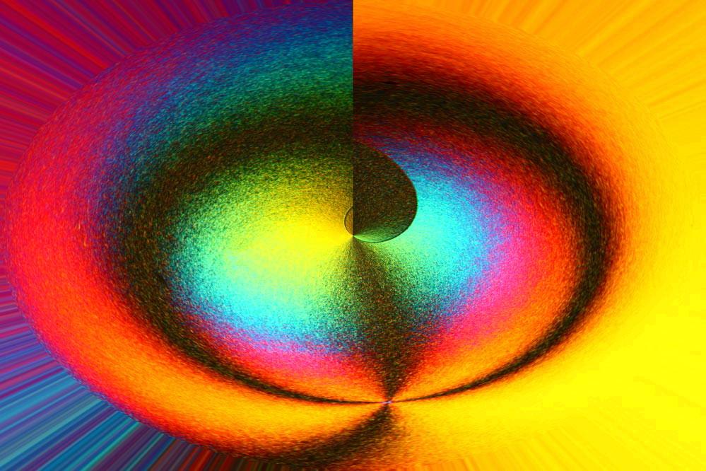 Farbenstrudel