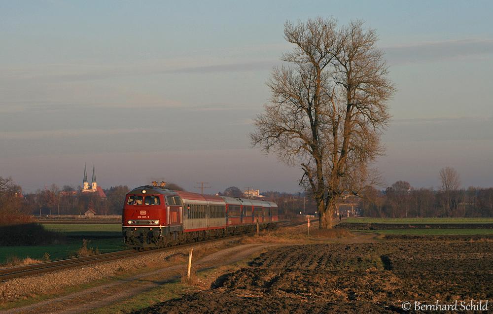Farbexot in Südostbayern (2)
