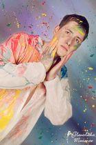 Farbfotoshooting die Zweite