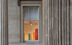 Farbraum im British Museum