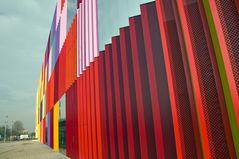 Farbschachtel in der Schleissheimerstrasse