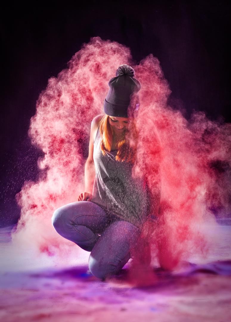 Farbstaub ablüh clothing II