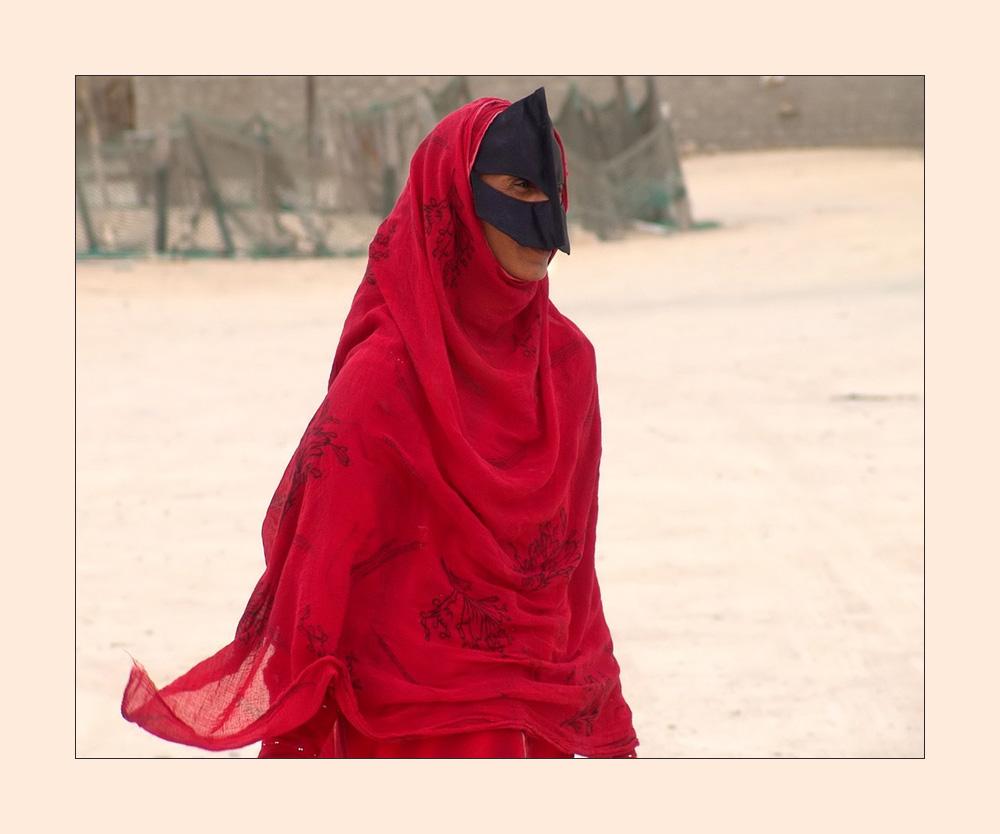 Farbtupfer der Wüste