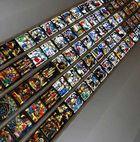 Farbvielfalt im Kirchenfenster