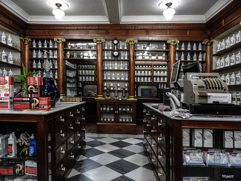 Farmacia del siglo XVII- Betanzos 2