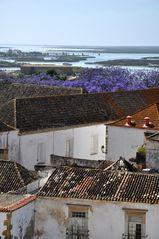 Faro . Blick von der Kathedrale