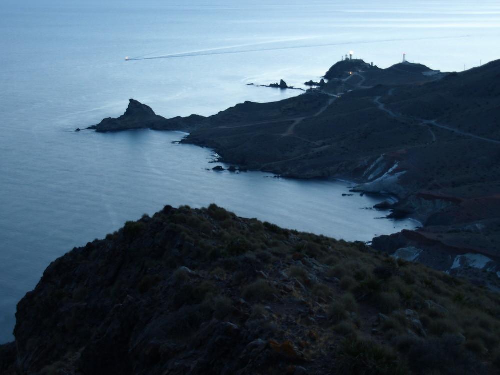 Faro Cabo de Gata (Almería)