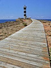Faro de Colónia de Sant Jordi ²
