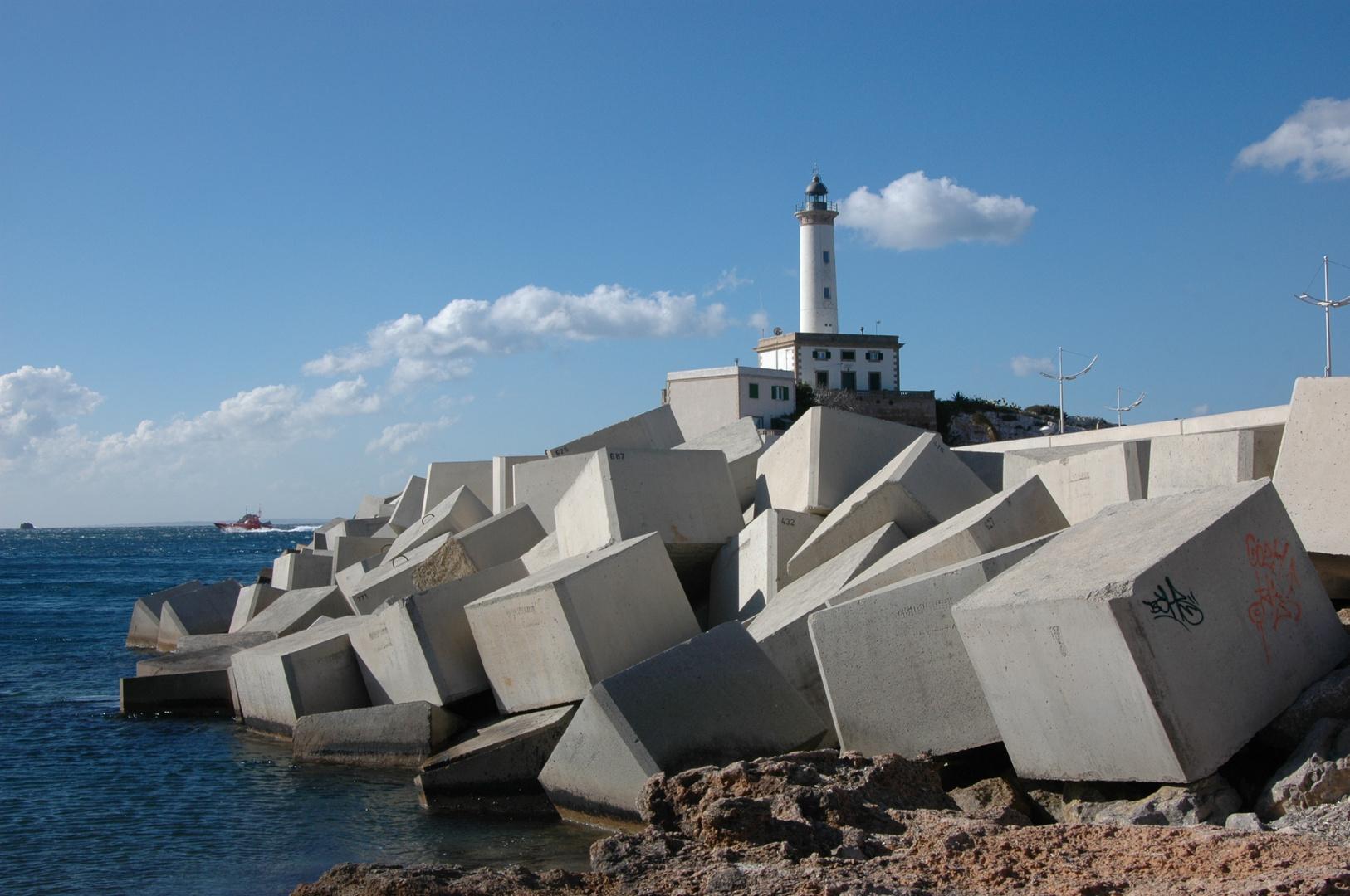 Faro de Levante