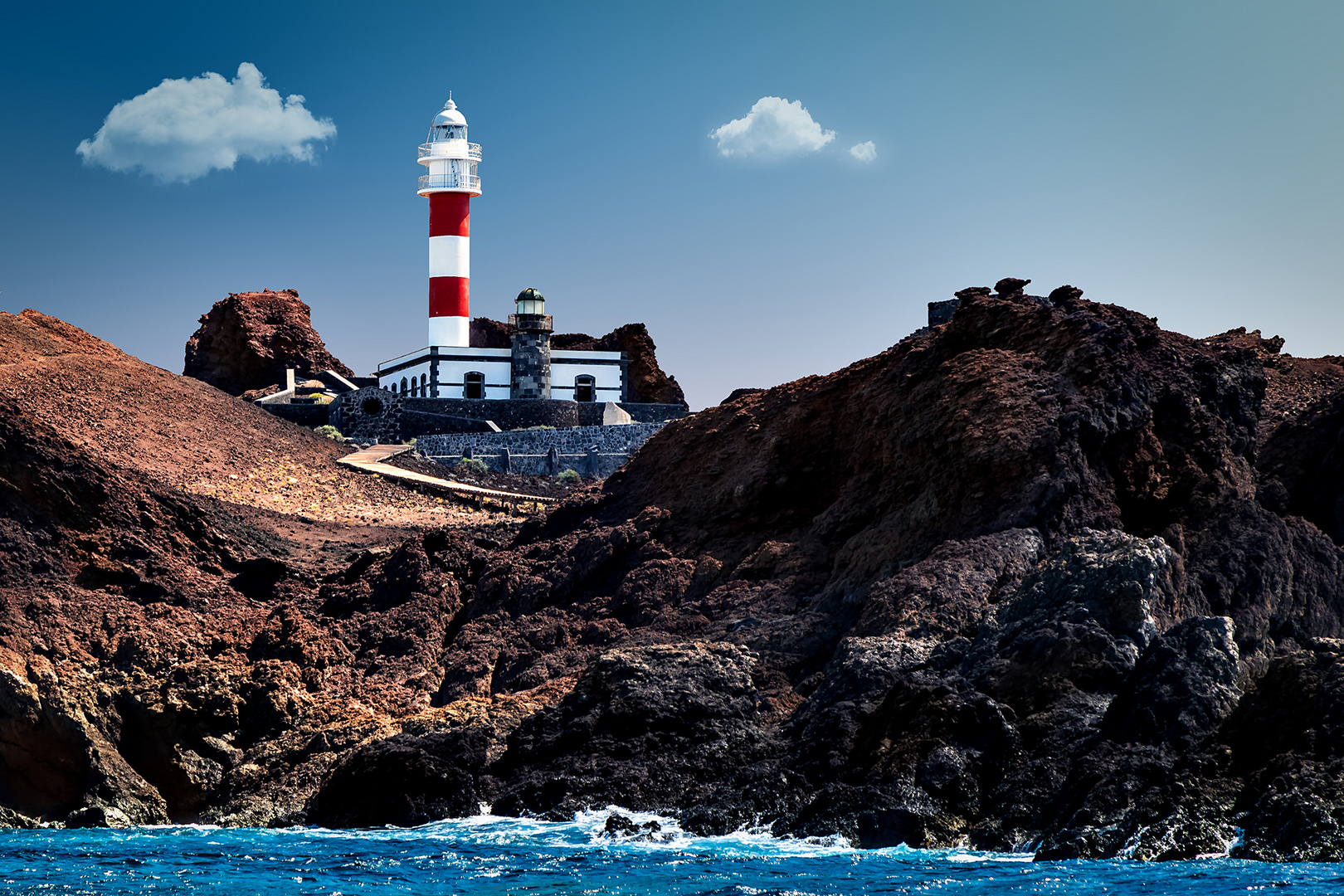 Faro de Teno II