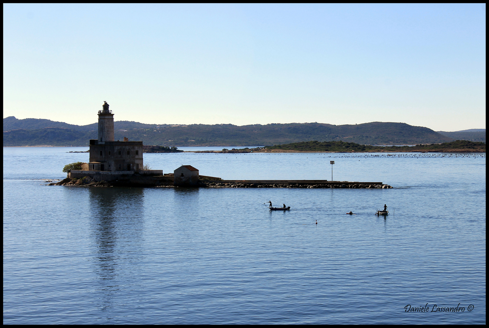 Faro di Olbia