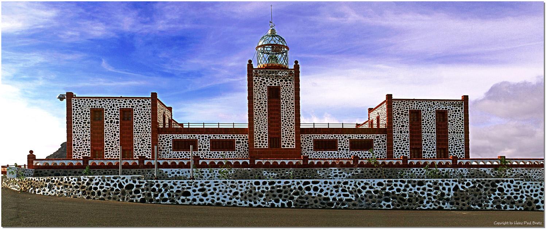 Faro Punta de la Entellada