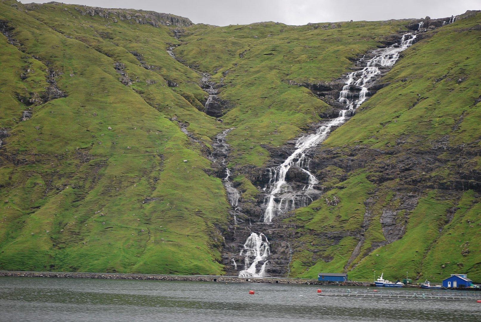 Faröer-Insel
