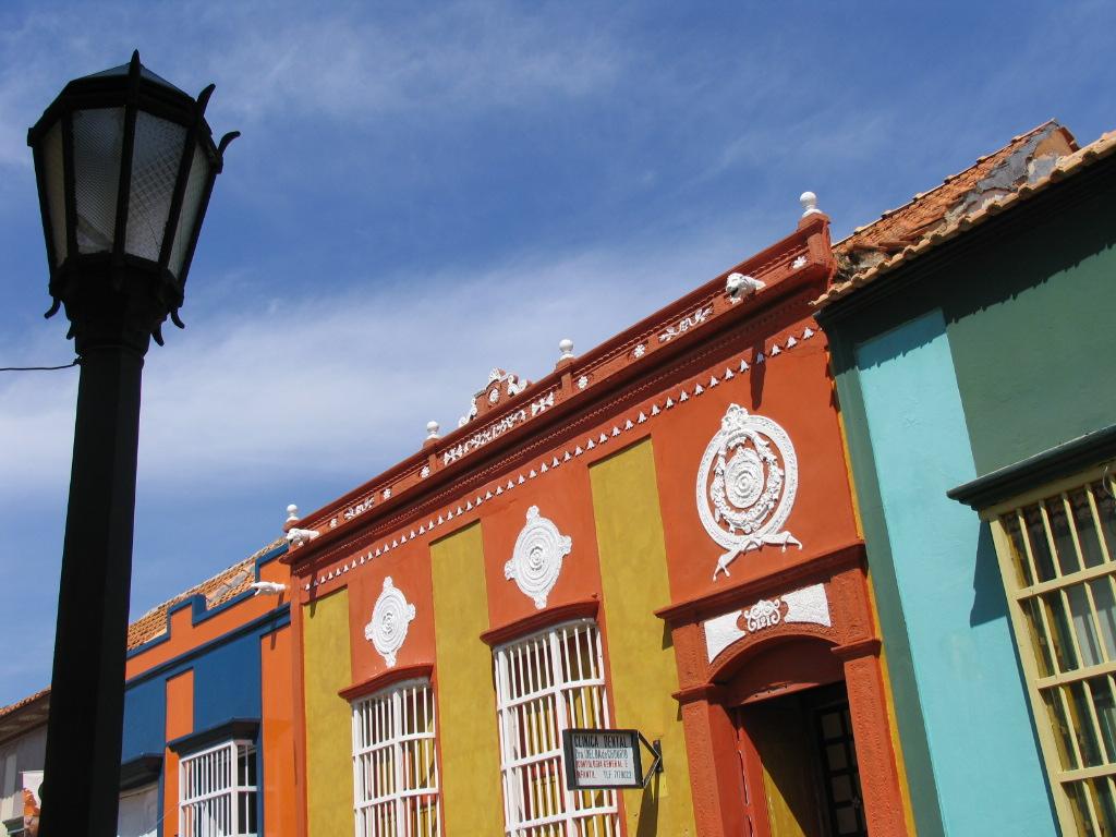 Farol de la Calle Carabobo