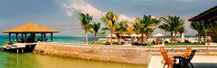 Farukulhufushi Panorama 3 Bilder