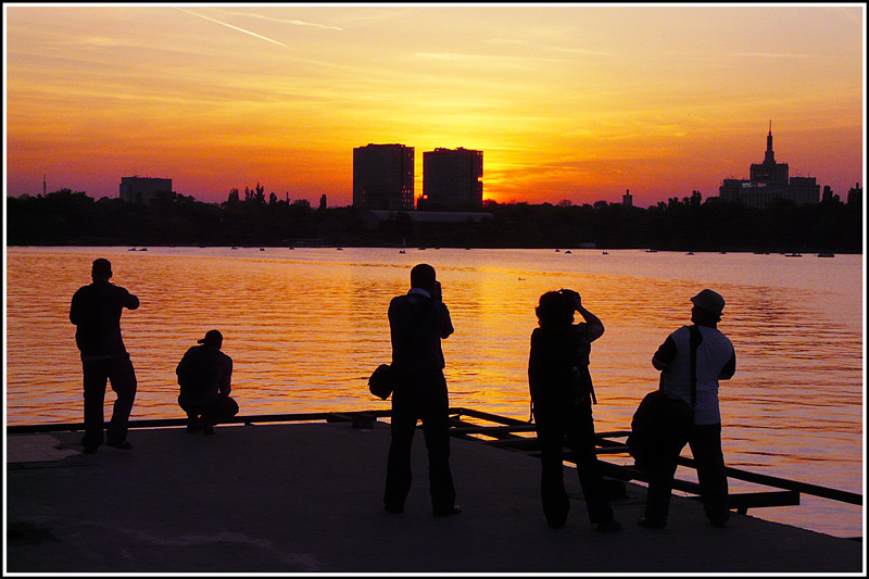 Fascination (Lac Herastrau)