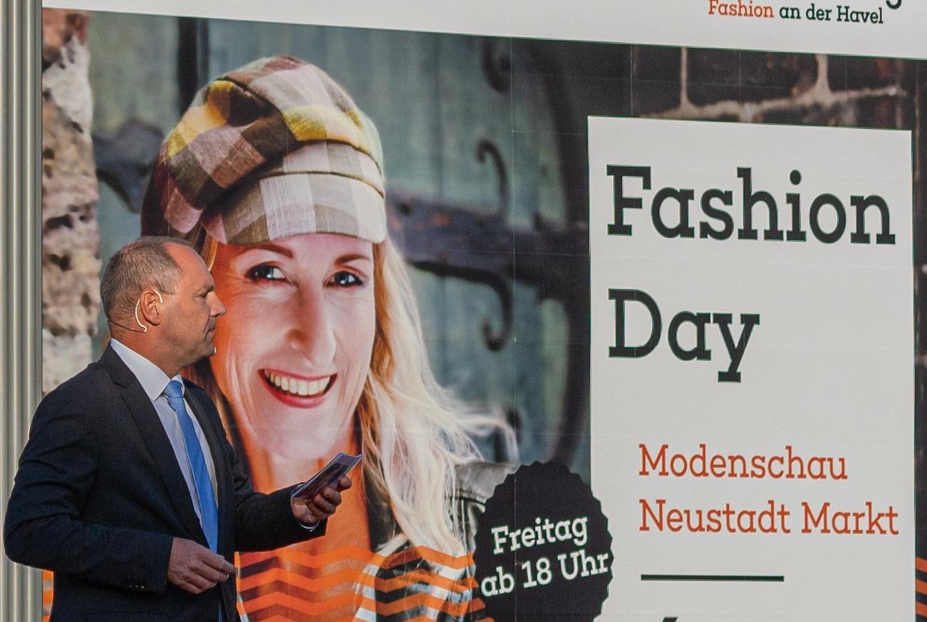 Fashion Day in Brandenburg an der Havel