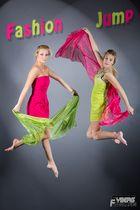 Fashion Jump - Trampolinshooting mit Lisa und Julika
