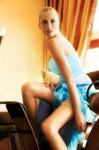 Fashion Model Elischeba Wilde