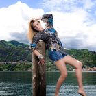 Fashion on the lake