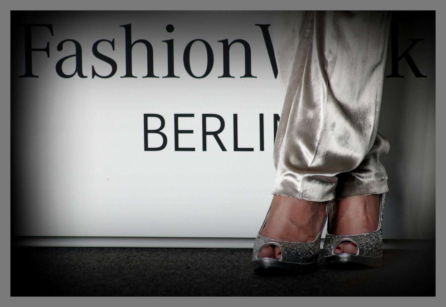 Fashion Week, Berlin 2012 !