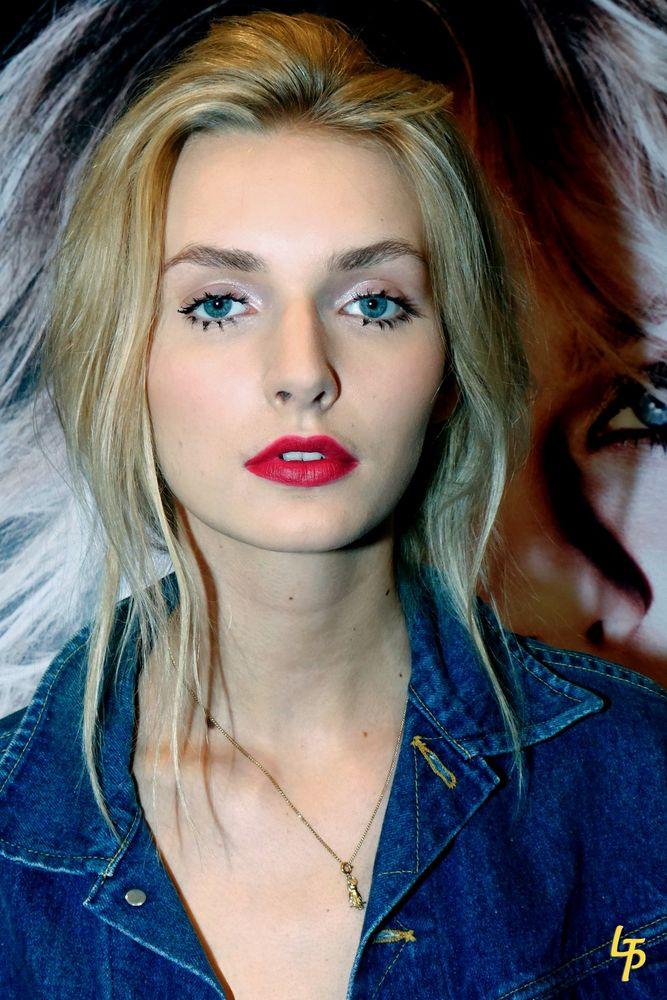 Fashion Week Berlin 2014 Model Eva...