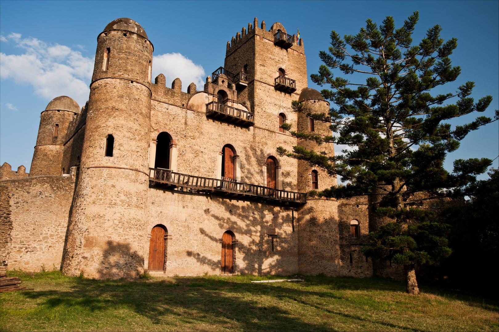 [ Fasilides Castle ]
