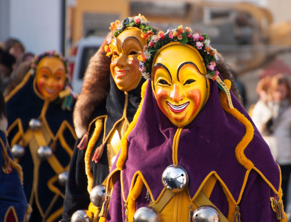 Fasnacht am Bodensee