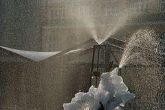 Fasnachtsbrunnen als Ersatz