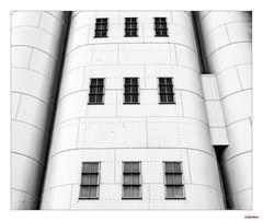 Fassade in Blech