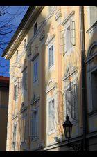 Fassade in Klagenfurt