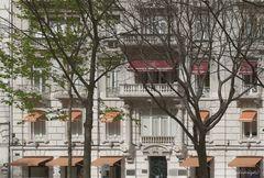 Fassade in Lissabon