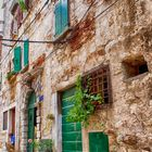 Fassade in Rovinj