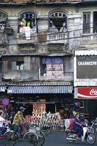 Fassade in Saigon 2